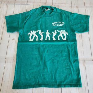 Vintage Mammoth Lakes Jazz Jubliee T Shirt Size M